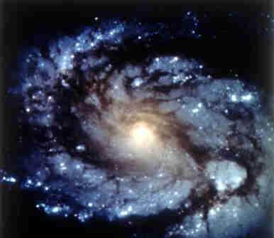 galassia a disco (l'ho letto non so che cosa vuol dire, deve esser la forma, ma perché? boh) dans immagini